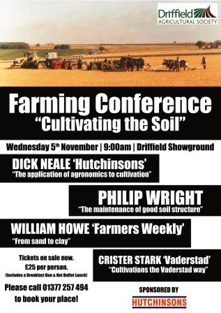 Farming Conference Poster PDF