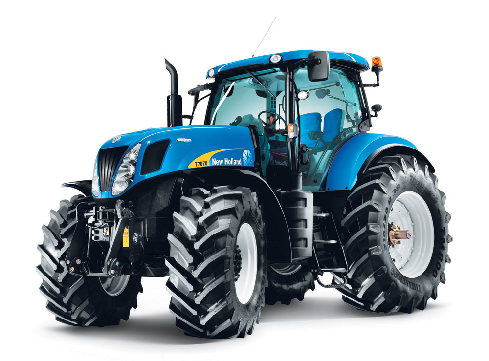 New Holland Tractors Used : New holland russell group yorkshire