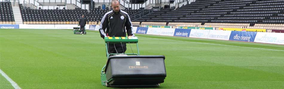 Dennis Sisis: Grounds maintenance equipment for professionals