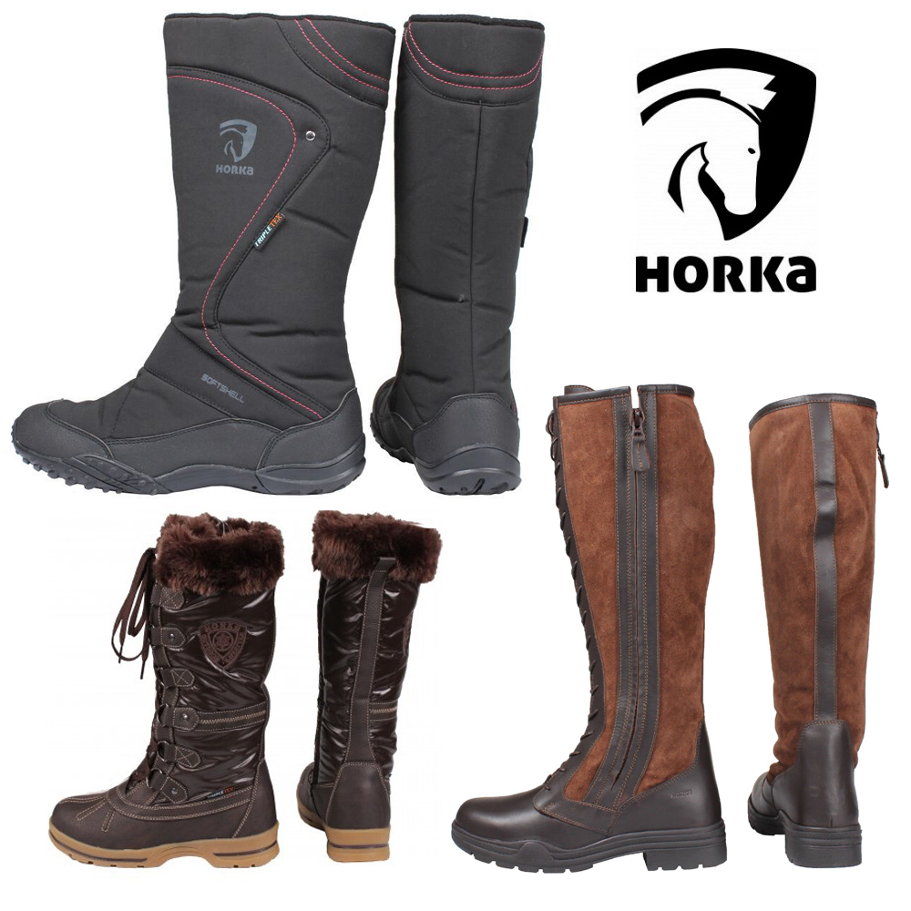 New Horka Boots