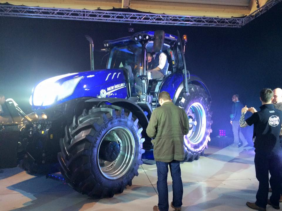 New Holland Launch The New T7 290 Amp T7 315 Hd Tractors