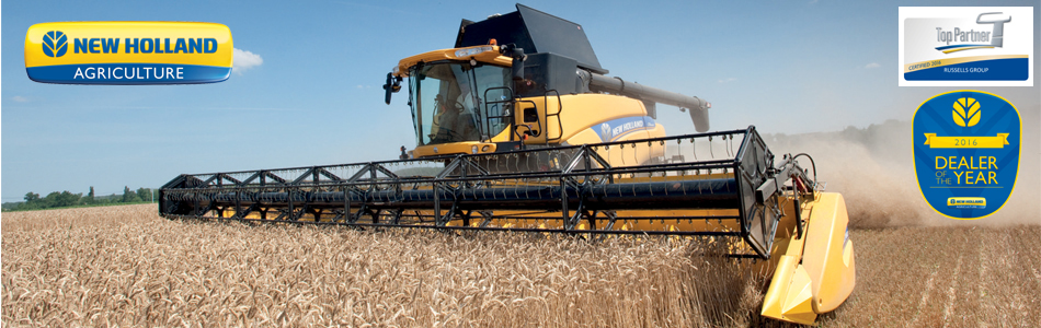 New Holland: Ingenious solutions for efficient farming